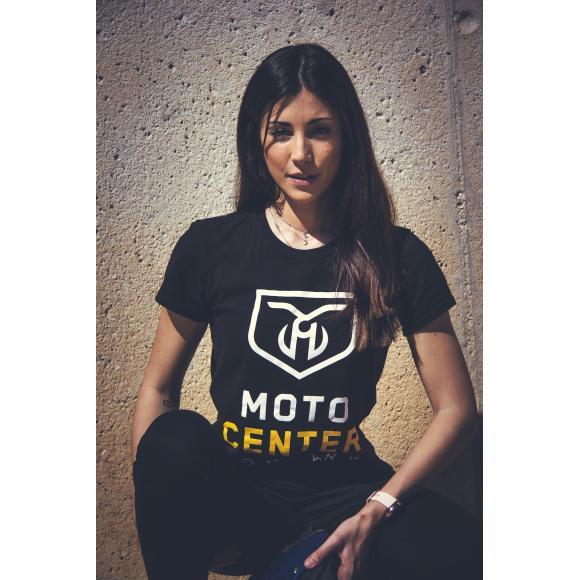 Camiseta Mujer MotoCenter Company