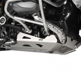 Cubrecárter en aluminio para BMW R1200GS (13-18)/ R1200GS Adv. (14-17) de GIVI