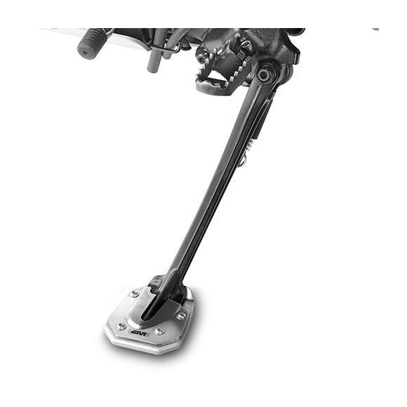 Ampliación de la base del caballete lateral para Honda CRF 1000L Africa Twin de Givi