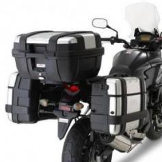 Portamaletas lateral para maletas MONOKEY® en Honda CB 500 X (13-17) de GIVI