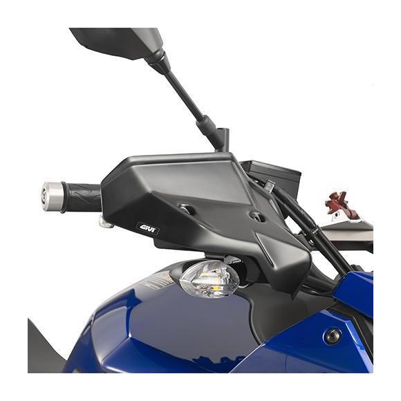 Extensión en ABS, protector de manos para Yamaha MT-07 Tracer (16-) de GIVI