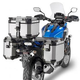 Portamaletas lateral para maletas Trekker Outback MONOKEY® CAM-SIDE