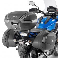Adaptador Trasero para TopCase Monokey® / Monolock® para Honda NC 750 S / NC 750 X (16-19)