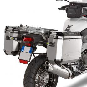 Portamaletas Lateral para Maletas Trekker Outback Monokey® Cam-Side de Givi para Honda Crosstourer 1200 / 1200 DCT (2012-2019)