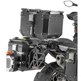 Portamaletas Lateral PL One Fit para Maletas Trekker Outback Monokey® Cam-Side de Givi para KTM 790 Adv / R (2019-)