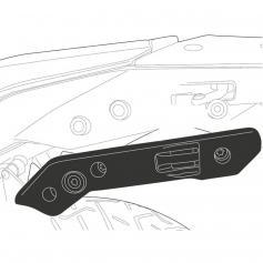 Kit Específico para el Montaje de Portamaletas Laterales Givi para KTM 1290 Super Adventure T / S / R