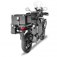 Portamaletas Lateral para Maletas Trekker Outback Monokey® Cam-Side de Givi para Suzuki DL 1000 V-Strom (-2019)