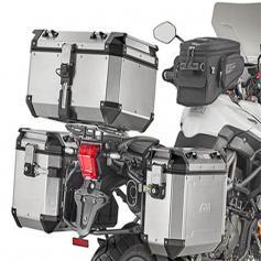 Portamaletas Lateral para Maletas Trekker Outback Monokey® Cam-Side de Givi para Triumph Tiger 800 XC / 800 XR (2018-2019)