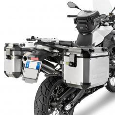 Portamaletas lateral para maletas Trekker Outback Monokey® Cam-Side de Givi para BMW F650GS / F800GS (08-17) / F700GS (13-17)