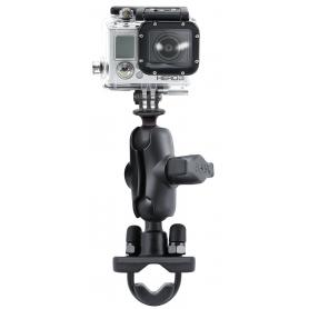 UNPKD RAM MOUNT SHORT GOPRO CAMERA