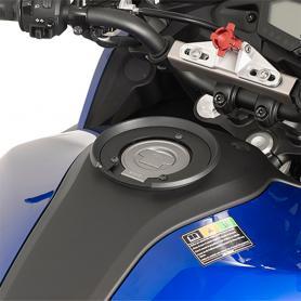 Kit adaptador para Bolsas Sobredepósito Tanklock Givi para Benelli / Yamaha
