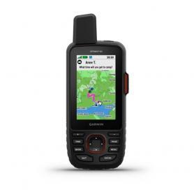 Dispositivo de mano GPS y de comunicación por satélite Garmin GPSMAP 66i