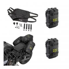 Pack Adventure Overlander-S de Kriega para Yamaha Tenere 700 con OS-Base