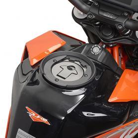Adaptador para bolsas de depósito Tanklock y TanklockED para KTM Duke 125 / 390 (-2020)