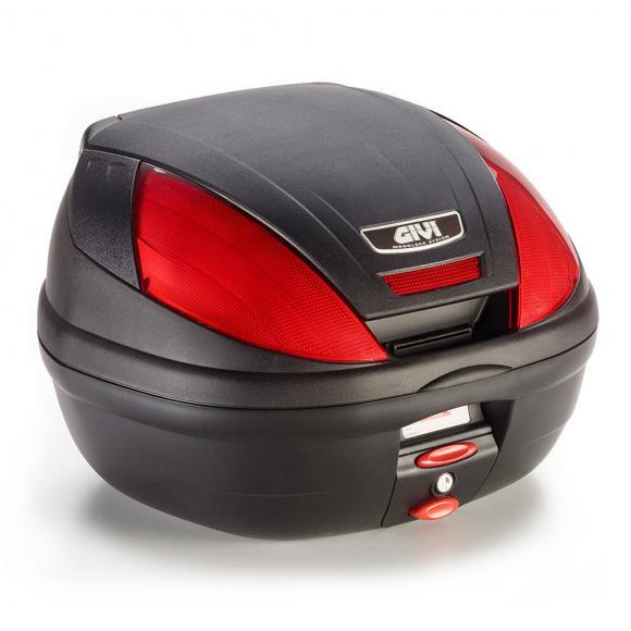 Baúl moto E370 de Givi