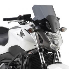 Cúpula ahumada de Givi para Honda NC 700 S (-2013) / NC 750 S DCT (-2015) / NC 750 S (-2020)