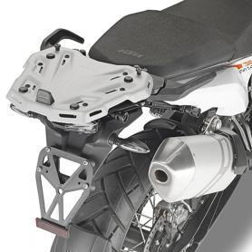 Soporte trasero para maletas Monokey o Monolock de Givi para KTM 790 ADV / R / 890 ADV