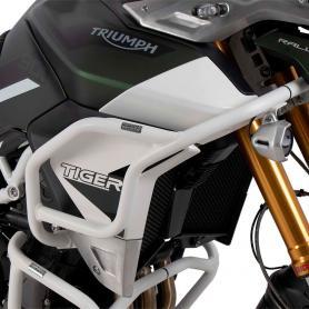 Barras de protección superior para Triumph Tiger 850 Sport (2021-) de Hepco-Becker