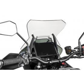 Adaptador GPS sobre el cuadro de instrumentos para KTM 1290 Super ADV R / S (2021-)