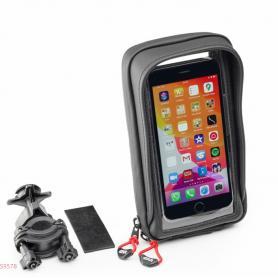 Portasmarphone Universal con kit de fijacion compatible con moto