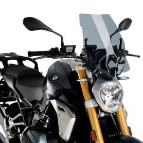 Cúpula Touring Carenabris Nueva Generación de Puig para BMW R 1250 R (2019-) sin soporte original