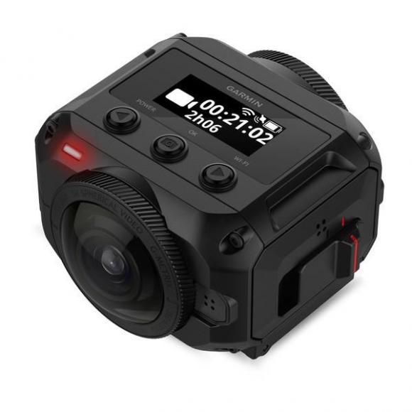Action Cam Waterproof VIRB® 360 de Garmin