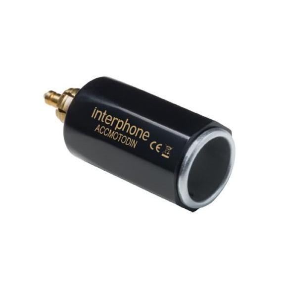 Adaptador toma de mechero DIN **sin cable** de Interphone