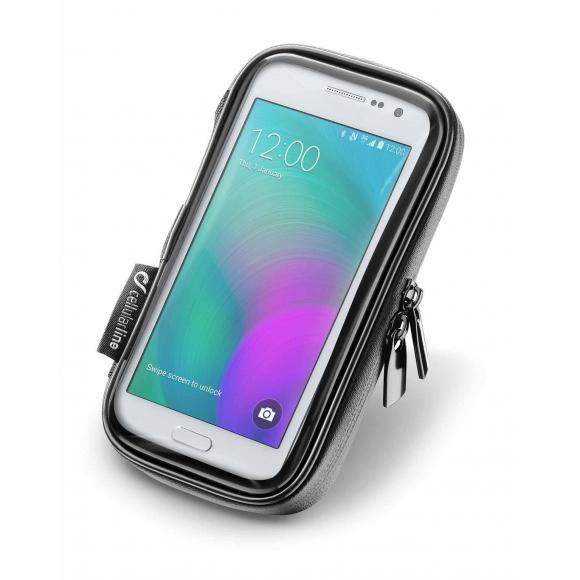 "Soporte Funda 45"" universal para manillar TUBULAR de Interphone"