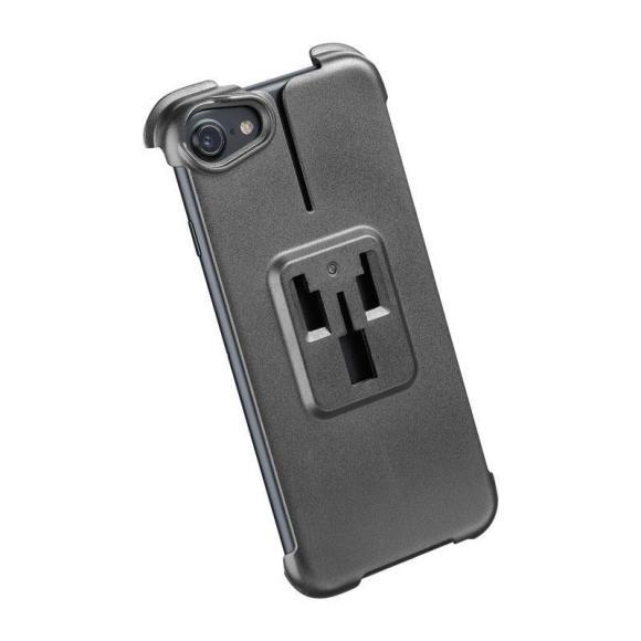 Soporte fino para manillares TUBULARES para IPHONE 7 MOTO CRADLE de Interphone