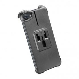 Soporte Fino para manillares TUBULARES para IPHONE 7 PLUS MOTO CRADLE de Interphone