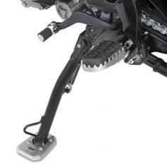Ampliación de la base del caballete lateral para BMW G 650 GS de Givi