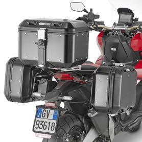 Portamaletas lateral para modelos Honda X-ADV 2017 de GIVI