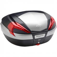 Baúl trasero V56N MAXIA 4 con tapa en aluminio de GIVI