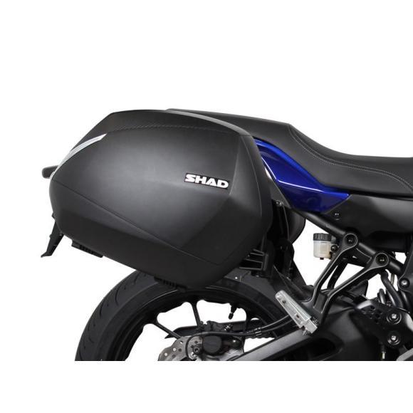 Fijación para maletas 3P System para Yamaha Tracer 700 (16-17) de SHAD