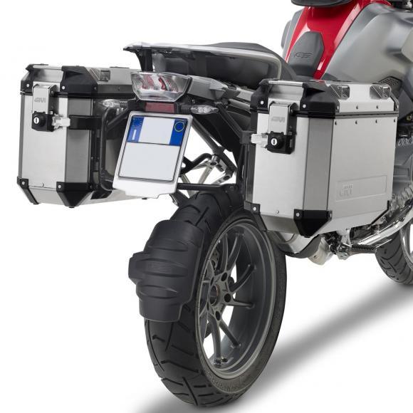 Portamaletas lateral para modelos BMW R1200GS LC (2013-2017)