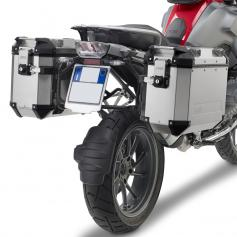 Portamaletas lateral para maletas Trekker Outback Monokey® Cam-Side Givi para BMW R1200GS LC/ ADV (-2018)/ R1250GS/ ADV (2019)