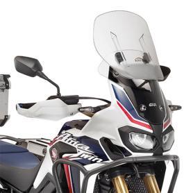 Cúpula transparente extensible Airflow para Honda CRF1000L Africa Twin (16 - 17) de Givi