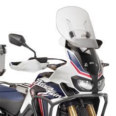 Cúpula transparente Airflow (63.5 x 35cms) para Honda CRF1000L Africa Twin (16 - 17) de GIVI