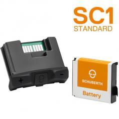 Intercomunicador Bluetooth® SC1 Estándar C4/R2 Schuberth-Sena