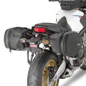 Soporte para alforjas EASYLOCK para Honda CB650F (14-16)/ CBR650F (14-16) de GIVI