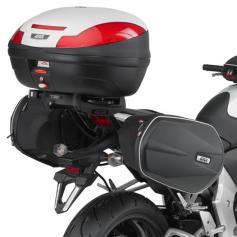 Soporte para alforjas EASYLOCK para Honda CB1000R (08-17) de GIVI