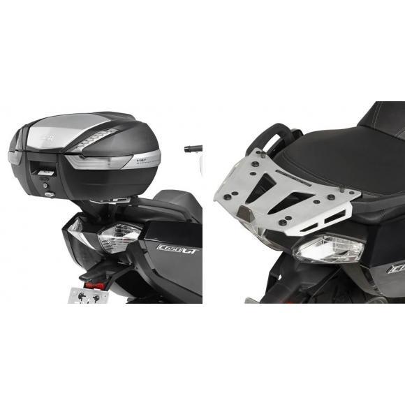 Adaptador posterior para maleta MONOKEY para BMW C650GT (12-17) de GIVI