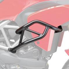Barras de protección de motor para Ducati Multistrada 1200 (10-12)/ Multistrada 1200 (13-14) de Givi.