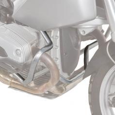 Barras de protección del motor en gris para BMW R1200GS (04-12) de GIVI