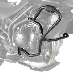 Barras de protección de motor para Triumph Tiger 800 / 800 XC / 800 XR (11-17) de Givi.