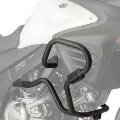 Barras de protección de motor para Suzuki DL 650 V-Strom (04-11) de Givi.