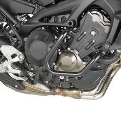 Barras de protección de motor para Yamaha MT-09 (17-20) de Givi.