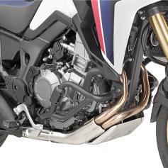 Barras de protección de motor para Honda CRF1000L Africa Twin (16-17) de Givi.