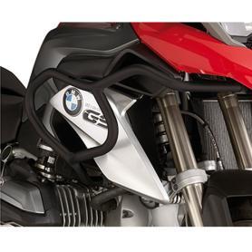Barras de protección del motor en negro para BMW R1200GS (13-18) de GIVI