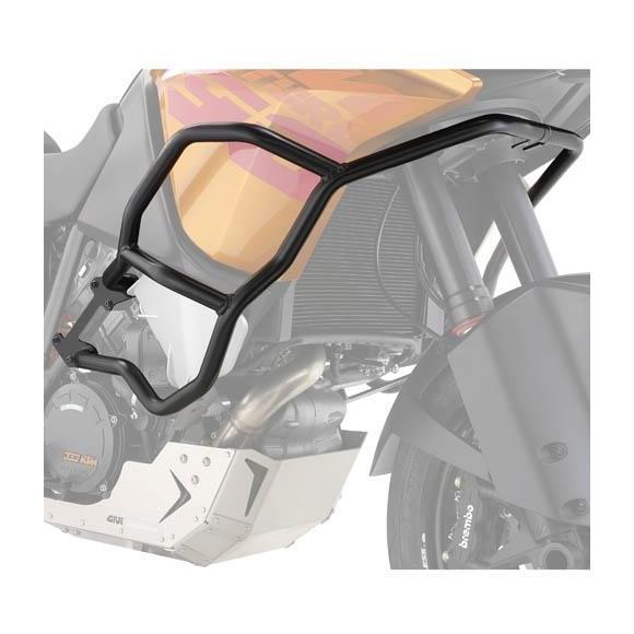 Barras de protección del motor para KTM 1050 Adv. (15-16) / 1090 Adv. (17-)/ 1190 Adv./ Adv. R (13-16) de GIVI